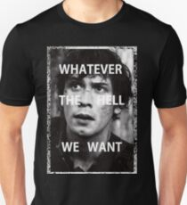 Bellamy Blake Whatever The Hell We Want (For Charity) T-Shirt
