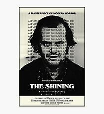 The Shinning Photographic Print