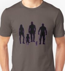 GOTG 2 (Purple Glow) Unisex T-Shirt