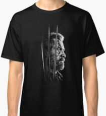 Logan Faded Bust Classic T-Shirt