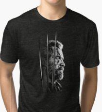 Logan Faded Bust Tri-blend T-Shirt