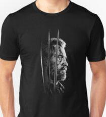 Logan Faded Bust Unisex T-Shirt