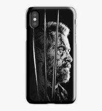Logan Faded Bust iPhone Case/Skin