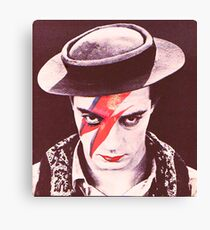 Buster Stardust Canvas Print