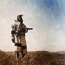 Piegan (Blackfoot) Scout by DanKeller