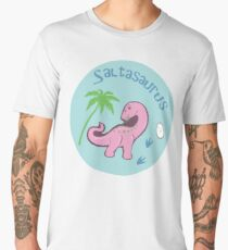 Cute Saltasaurus Men's Premium T-Shirt