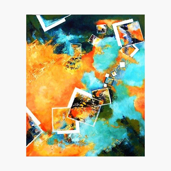 Pieces Photographic Print