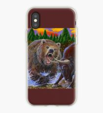 Bull and Bear iPhone-Hülle & Cover