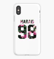 Jonah Marais - Colorful Flowers iPhone Case