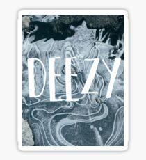 Deezy Sticker