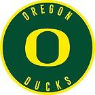 University of Oregon - Ducks by Pop 25