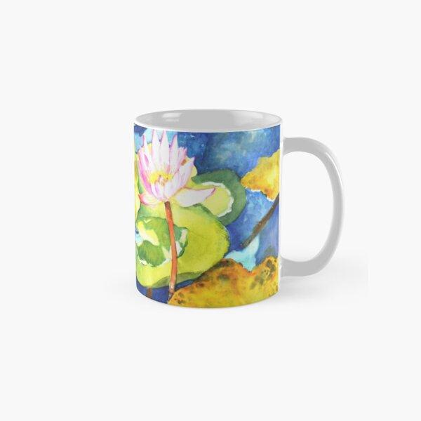 Water lily Classic Mug