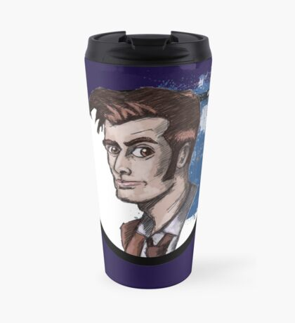 Tenth Lord of Time Travel Mug