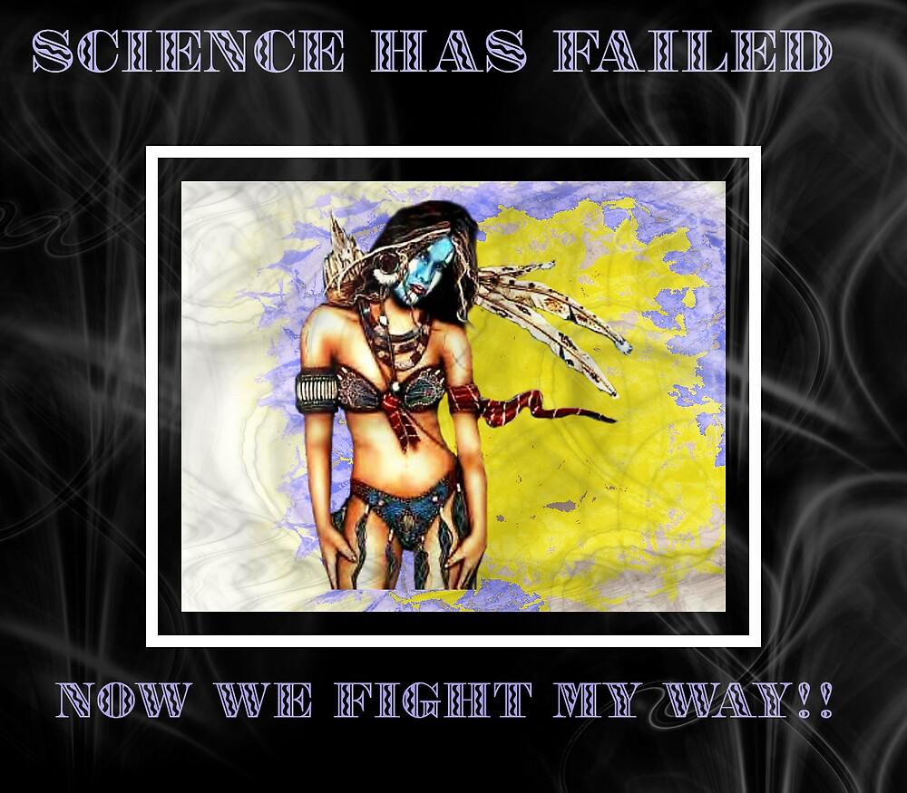 Failed Science by Gretchen  Mueller Steele
