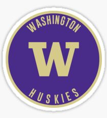 University of Washington - Huskies Sticker