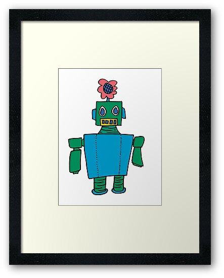 Robot by Jasper Sman