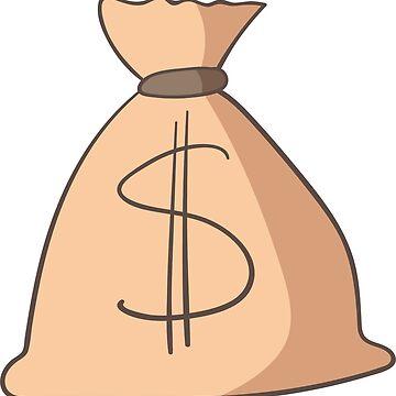 Moneybag by Pferdefreundin