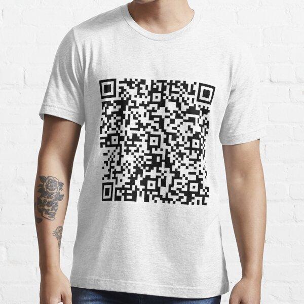 Bee Movie Script QR Code Essential T-Shirt