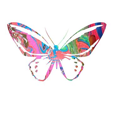 Make someone smile with these cute Butterflies by ShyneR