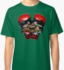 Floyd Mayweather vs Conor McGregor fight of the Century! Classic T-Shirt