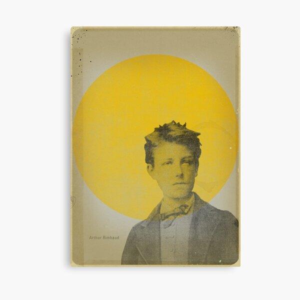 Rimbaud Canvas Print