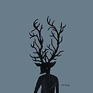 The Indiana Beast - minimalist  by Brett Manning