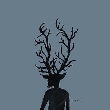 The Indiana Beast - minimalist  by brettisagirl