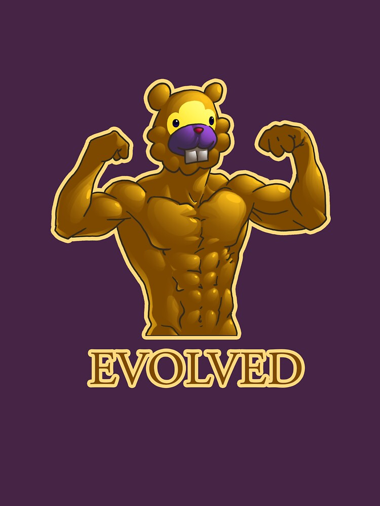 Shiny Bidoof ¡EVOLUCIONADO! de JosephLawn