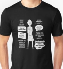 Rick Quotes T-Shirt