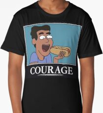 Courage Long T-Shirt