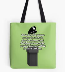 Kate Beckett stand with you Tote Bag