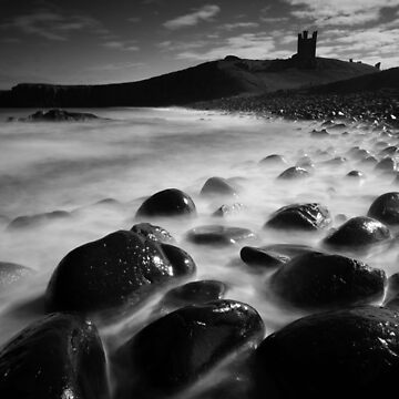 Dunstanburgh by auroraepc
