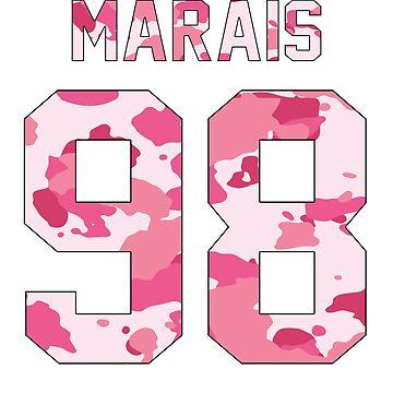 Jonah Marais - Pink Camo by amandamedeiros