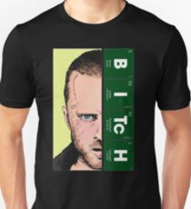 Breaking Bad - Jesse Pinkman Bitch T-Shirt