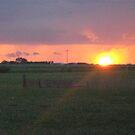 sunset by lisamariee