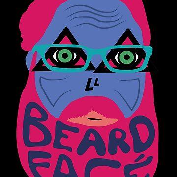 Beard Facé by botarthedsgnr