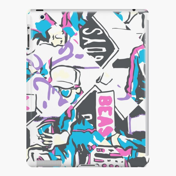 Getting live on the spot iPad Snap Case