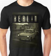 BERLIN VINTAGE Slim Fit T-Shirt