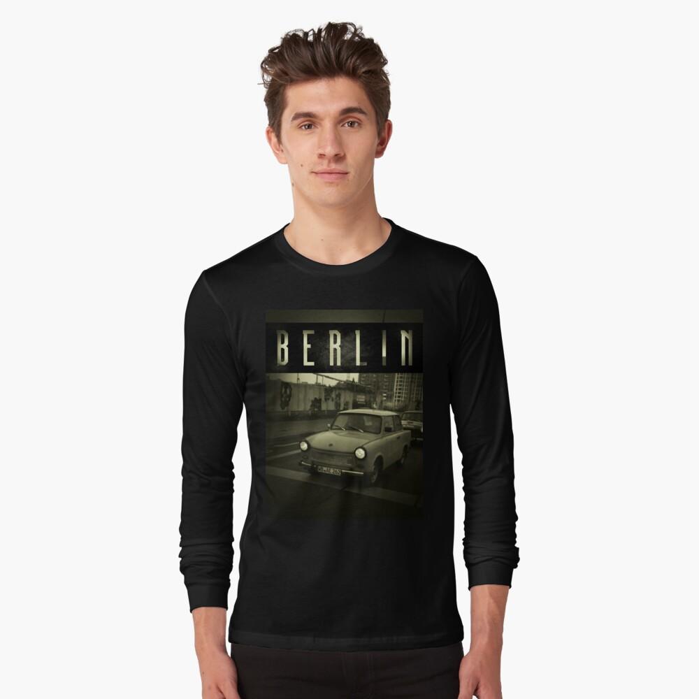 BERLIN VINTAGE Long Sleeve T-Shirt