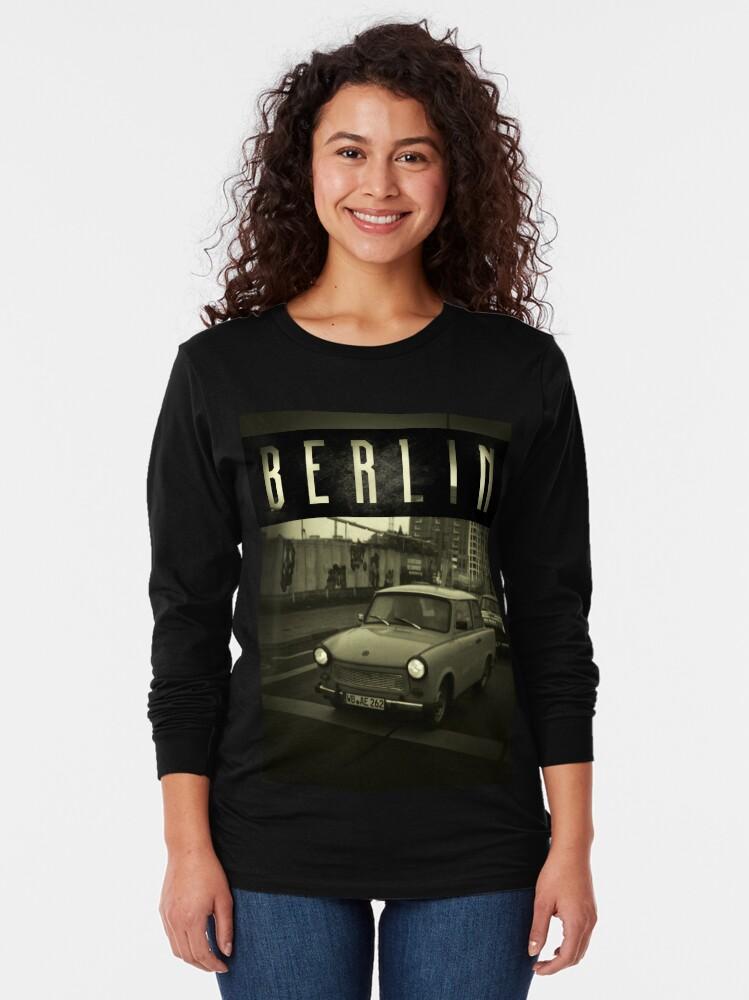 Alternate view of BERLIN VINTAGE Long Sleeve T-Shirt