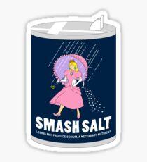 Smash Salt Sticker