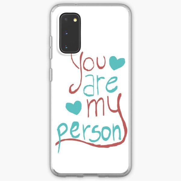 My person Samsung Galaxy Soft Case