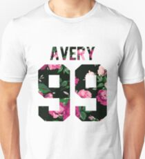 Jack Avery - Colorful Flowers T-Shirt