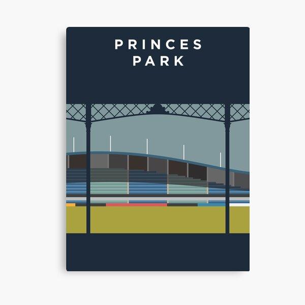Princes Park Canvas Print