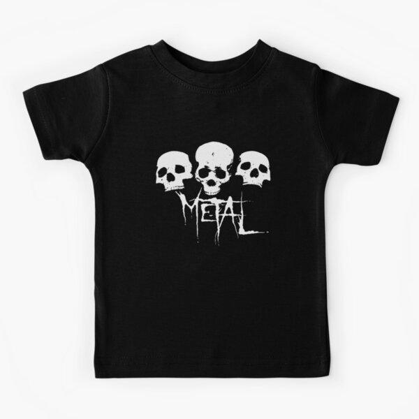 MÉTAL T-shirt enfant
