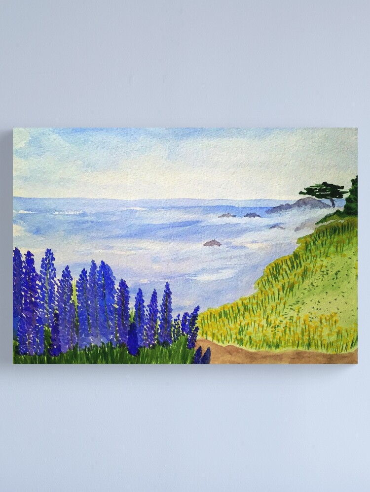 Alternate view of California Canvas Print