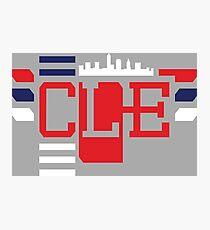 Cleveland Photographic Print