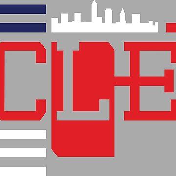 Cleveland by marekmutch