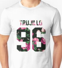 Anthony Trujillo - Colorful Flowers T-Shirt