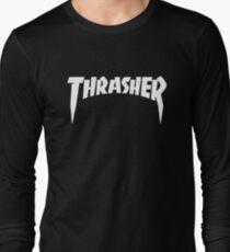 "THRASHER ""BLACK"" T-Shirt"